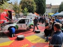 Rallye Le Béthunois 2014 - parc fermé, podium et assistance (34)