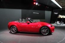 Mondial de l'Automobile 2014 Mazda MX5 (3)