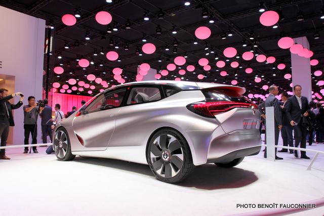 Mondial de l'Automobile 2014 Renault Eolab (1)