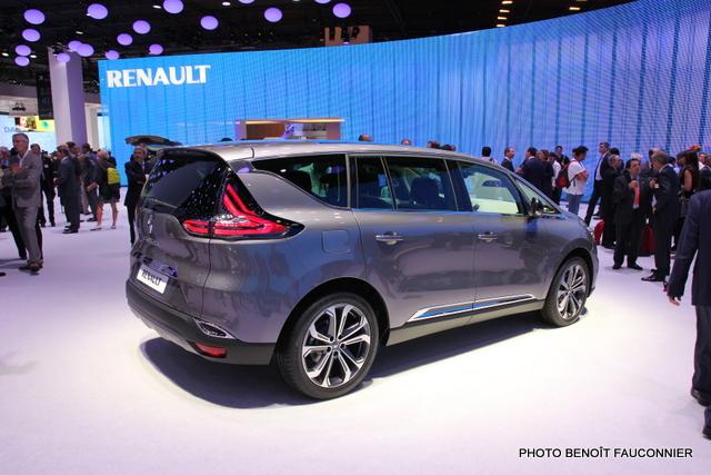 Mondial de l'Automobile 2014 Renault Espace (2)