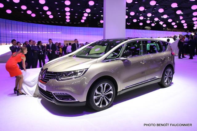 Mondial de l'Automobile 2014 Renault Espace (5)