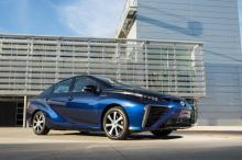 Toyota Mirai Fuel Cell (9)