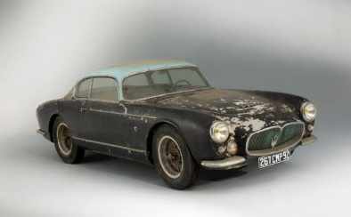 Collection Baillon Artcurial Maserati A6G Gran Sport Frua