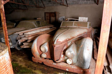 Collection Baillon Artcurial Talbot Lago T26 cabriolet Saoutchik ex Roi Farouk