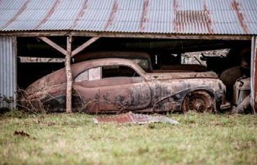 Collection Baillon Artcurial Talbot Lago T26 Record coupé Saoutchik