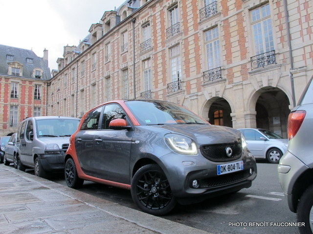 Smart Fortwo & Forfour (29)