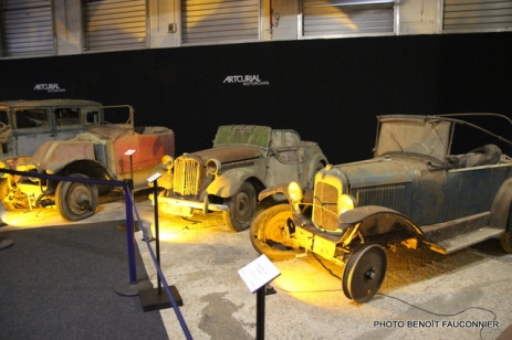 Collection Baillon - Rétromobile 2015 (7)