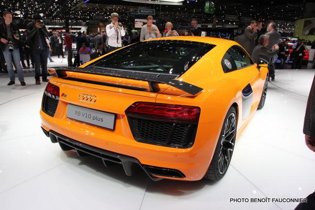 Salon de Genève 2015 - Audi R8 (6)