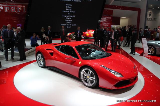 Salon de Genève 2015 - Ferrari 488 GTB (7)