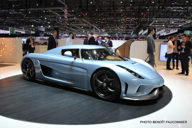 Salon de Genève 2015 - Koenigsegg Regera (6)