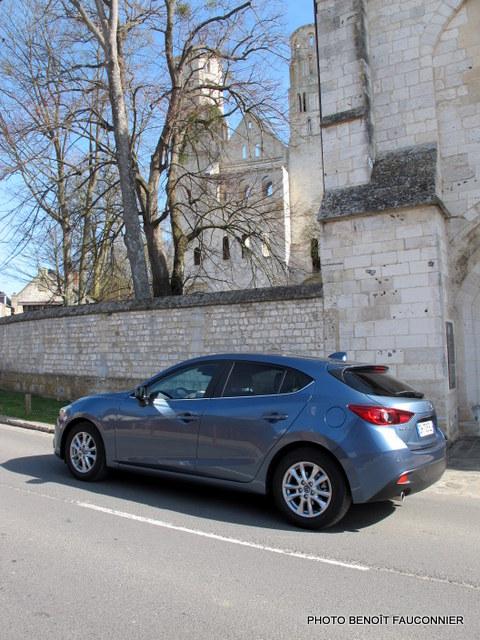 Mazda 3 2.0 120 Elegance (6)