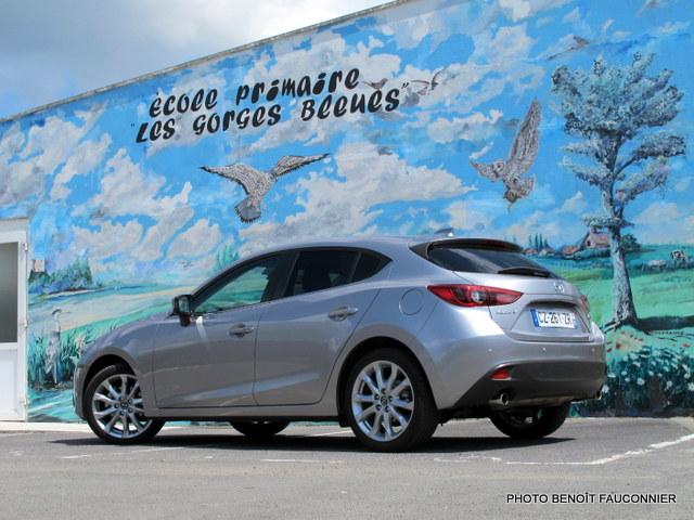 Mazda 3 2.0 165 Dynamique (1)