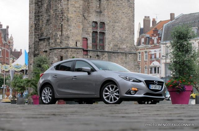Mazda 3 2.0 165 Dynamique (4)