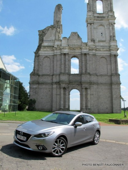 Mazda 3 2.0 165 Dynamique (7)