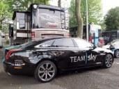 Jaguar XF Sportbrake Team Sky (21)