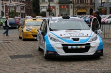 Départ 1e boucle rallye Le Béthunois 2015 (16)