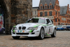 Départ 1e boucle rallye Le Béthunois 2015 (20)