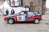 Départ 1e boucle rallye Le Béthunois 2015 (24)