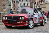 Départ 1e boucle rallye Le Béthunois 2015 (25)