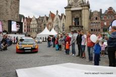 Départ 1e boucle rallye Le Béthunois 2015 (31)