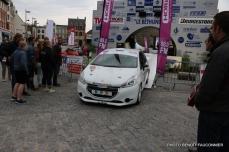 Départ 1e boucle rallye Le Béthunois 2015 (33)
