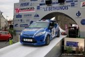 Départ 1e boucle rallye Le Béthunois 2015 (35)
