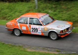 Rallye Le Béthunois - ES8 Le Turbeauté (10)