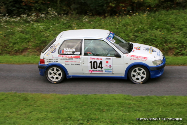 Rallye Le Béthunois - ES8 Le Turbeauté (115)