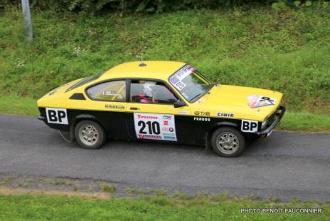 Rallye Le Béthunois - ES8 Le Turbeauté (12)