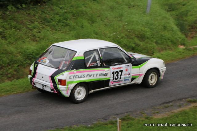 Rallye Le Béthunois - ES8 Le Turbeauté (120)