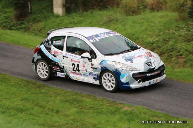 Rallye Le Béthunois - ES8 Le Turbeauté (122)