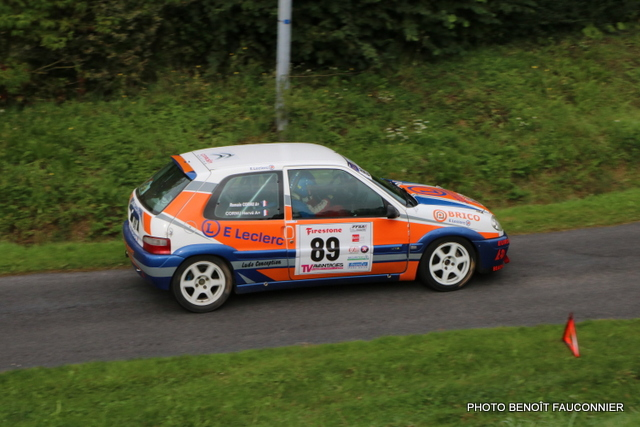 Rallye Le Béthunois - ES8 Le Turbeauté (124)