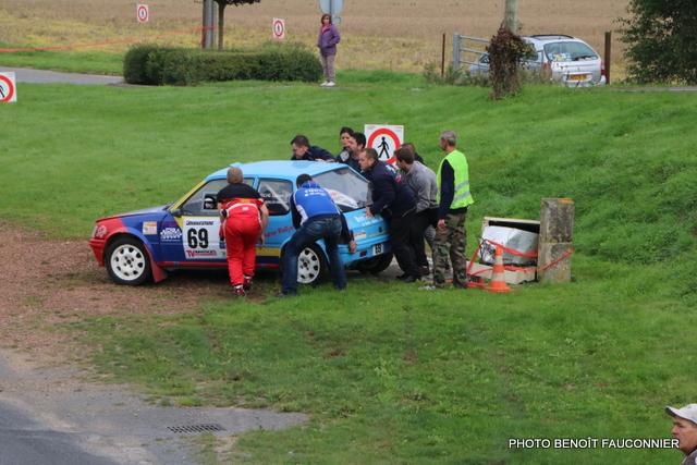 Rallye Le Béthunois - ES8 Le Turbeauté (125)