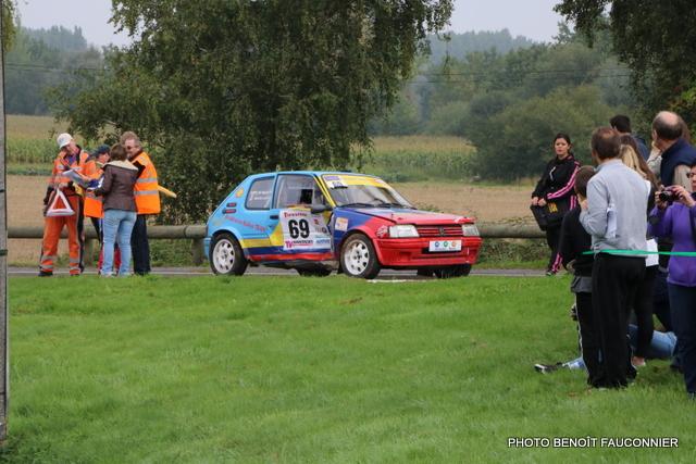 Rallye Le Béthunois - ES8 Le Turbeauté (128)