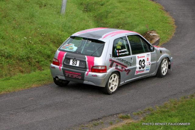 Rallye Le Béthunois - ES8 Le Turbeauté (138)