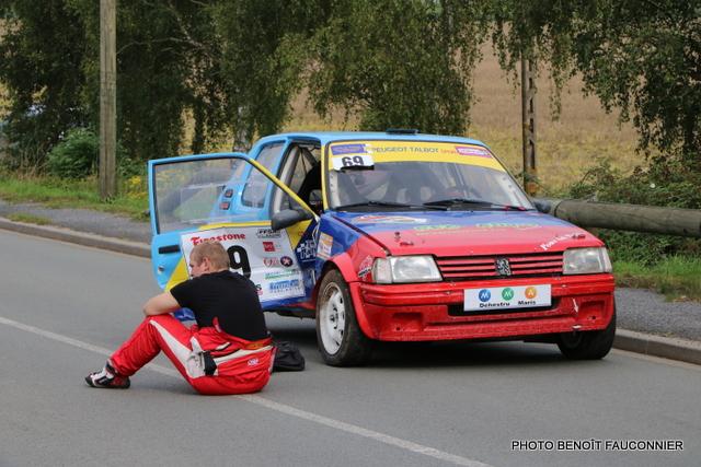 Rallye Le Béthunois - ES8 Le Turbeauté (152)