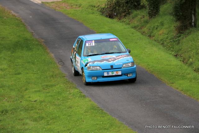 Rallye Le Béthunois - ES8 Le Turbeauté (153)