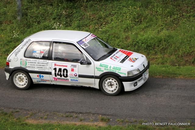 Rallye Le Béthunois - ES8 Le Turbeauté (155)