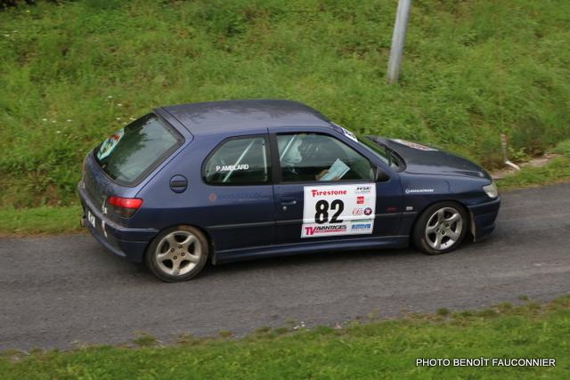 Rallye Le Béthunois - ES8 Le Turbeauté (158)
