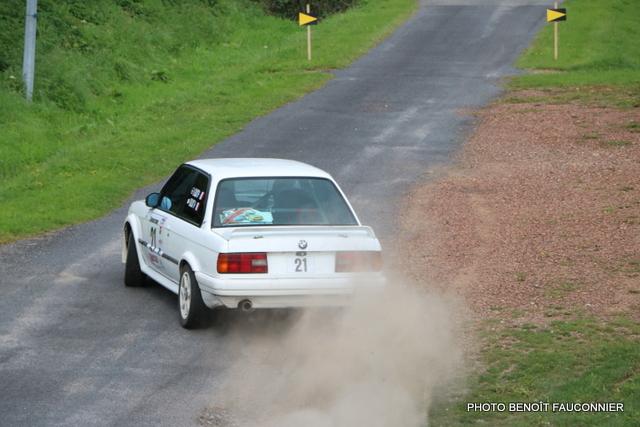 Rallye Le Béthunois - ES8 Le Turbeauté (160)