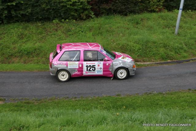 Rallye Le Béthunois - ES8 Le Turbeauté (163)