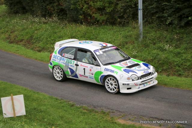 Rallye Le Béthunois - ES8 Le Turbeauté (19)