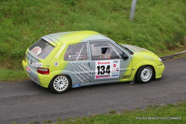 Rallye Le Béthunois - ES8 Le Turbeauté (190)