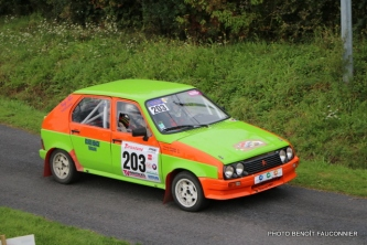 Rallye Le Béthunois - ES8 Le Turbeauté (2)