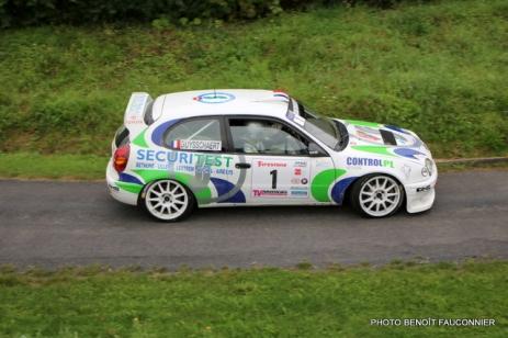 Rallye Le Béthunois - ES8 Le Turbeauté (20)