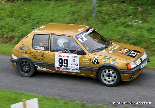 Rallye Le Béthunois - ES8 Le Turbeauté (200)