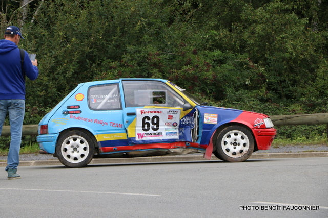 Rallye Le Béthunois - ES8 Le Turbeauté (204)