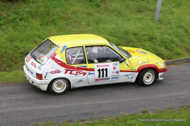 Rallye Le Béthunois - ES8 Le Turbeauté (207)