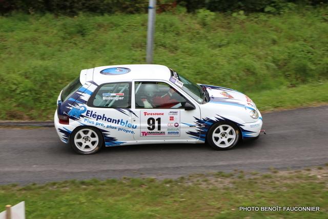 Rallye Le Béthunois - ES8 Le Turbeauté (215)