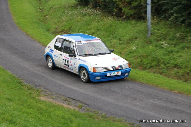 Rallye Le Béthunois - ES8 Le Turbeauté (219)